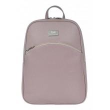 Рюкзак женский кожаный Franchesco Mariscotti 1-3870к-442 скат жемчуг