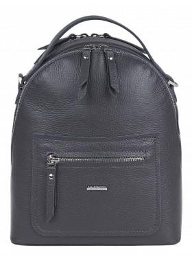 Рюкзак-сумка женский Franchesco Mariscotti 1-4275к-012 смок