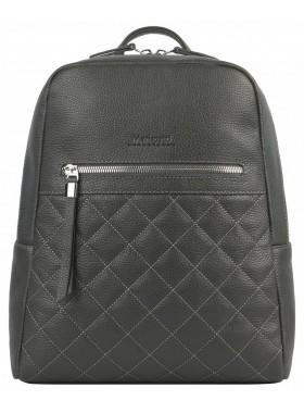 Рюкзак женский из кожи Franchesco Mariscotti 1-4424к-012 смок