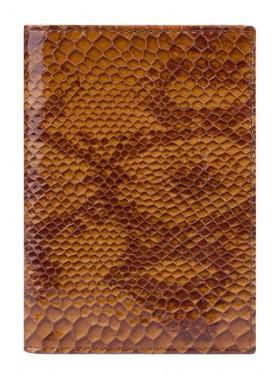 Обложка для паспорта Alliance 0-266-13 л кр рыж