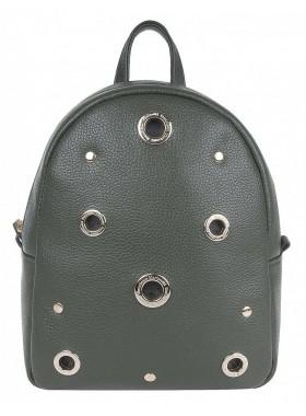 Рюкзак женский Franchesco Mariscotti 1-4367к-021 хаки