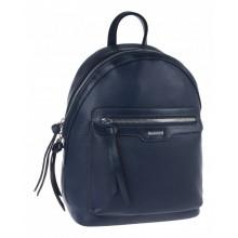 Рюкзак женский из кожи Franchesco Mariscotti 1-4406к-308 океан