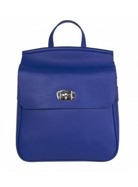 Рюкзак-сумка женский Franchesco Mariscotti 1-3717к пл ультрамарин