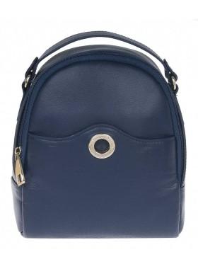 Рюкзак женский Franchesco Mariscotti 1-4510к-лд008 кайман океан