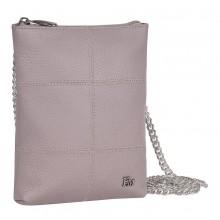 Сумка женская планшет из кожи Franchesco Mariscotti 1-4109/1к-042 жемчуг