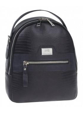 Рюкзак женский Franchesco Mariscotti 1-4557к-100нв игуана черный