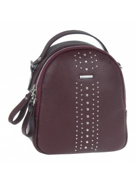Рюкзак женский Franchesco Mariscotti 1-4503к-030 вишня