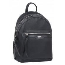 Рюкзак женский из кожи Franchesco Mariscotti 1-4406к-300 черный