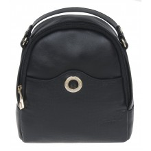 Рюкзак женский Franchesco Mariscotti 1-4510к-лд100 кайман чёрный