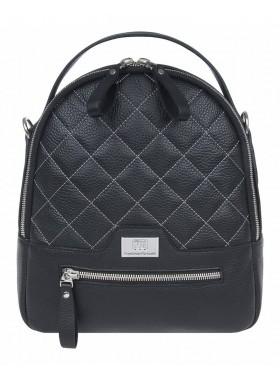 Рюкзак женский Franchesco Mariscotti 1-4551к-100 чёрный