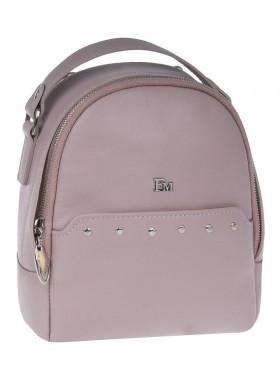 Рюкзак женский Franchesco Mariscotti 1-4471к-лд042 жемчуг