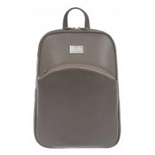 Рюкзак женский кожаный Franchesco Mariscotti 1-3870к-407 скат капучино