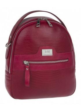 Рюкзак женский Franchesco Mariscotti 1-4557к-033нв игуана гранат