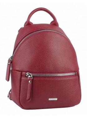 Рюкзак-сумка женский Franchesco Mariscotti 1-4216к-033 гранат