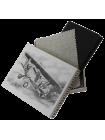 Бумажник водителя мужской  А-БС-1 черного цвета Авиатика