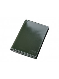 Бумажник водителя ОВ-О зеленый Эллада