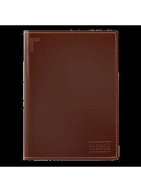 Обложка для автодокументов и паспорта ОВ-О красный Эллада
