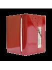 Дамский бумажник водителя и обложка для паспорта БС-12 escala red Kniksen красный