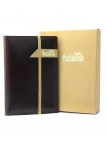 Автобумажник МВ-1 бордовый Mackintosh Studio