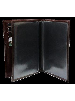 Обложка для паспорта и автодокументов мужская МВП-3 о2 Mackintosh Studio