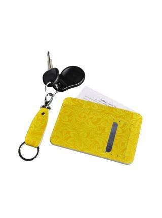 Набор автомобилиста ОВ-О-4-Ф желтый Person
