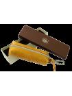 Чехол для ключей табачно-желтый К-23-А Apache