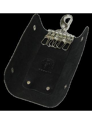 Футляр для ключей КБ-А черный Apache