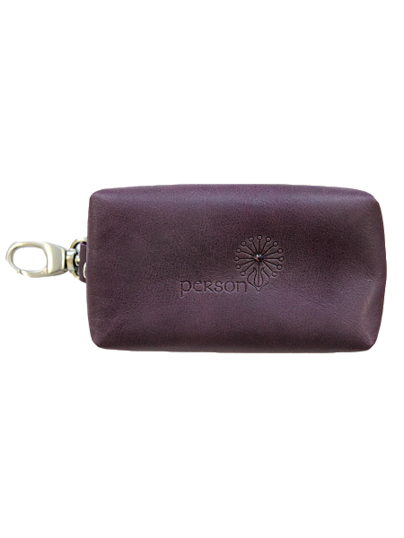 Футляр для ключей друид С-КМ-1 фиолетовый Флауэрс