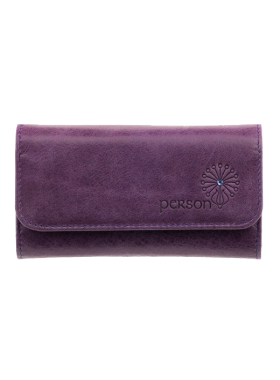 Футляр для ключей друид С-КС фиолетовый Флауэрс