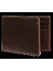 Мужское кожаное портмоне для документов МК-S Apache RFID