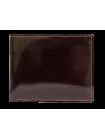 Кошелек К-О из натуральной глянцевой кожи Эллада