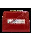 Кошелек с рамочным замком РК-1 escala red Kniksen