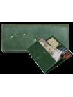 Кошелек женский Мэри друйд зеленый ВП-17 Kniksen
