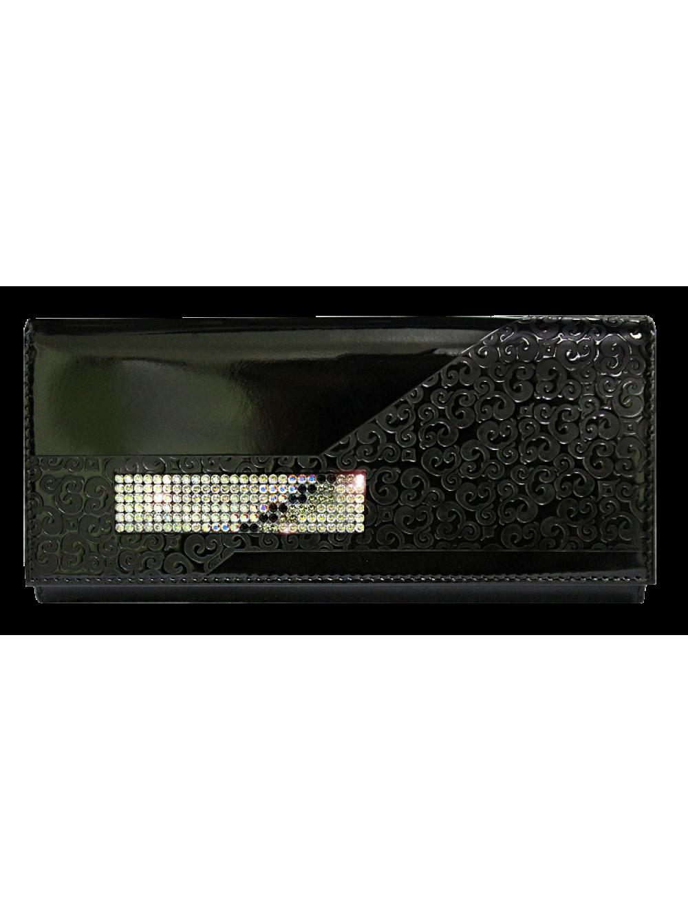 4b2a18441d79 Купить Женский кошелек кожаный ВП-14 escala black Kniksen в Санкт ...