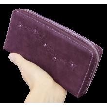 Кошелек женский Мэри  ВП-1 друид фиолетовый Kniksen