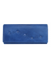 Кошелек женский Мэри  ВП-7 друид синий