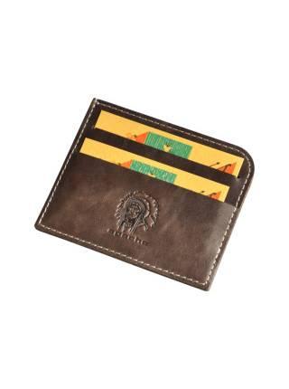 Футляр для карт ФК-2-А коричневый Apache