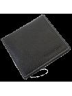 Кредитница кожаная черная белладонна ФСК-2