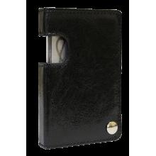 Футляр для карт С-ФСК-17 гипюр черный