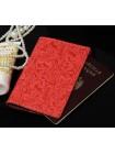 Обложка для паспорта аляска коралл Person