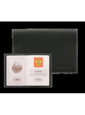 Обложка на паспорт с декоративной строчкой ОП-1 Г Person