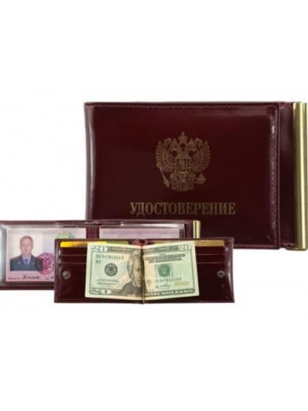 Обложка для удостоверения КУ-4-УД ш кр Person