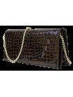 Женская сумочка клатч черного цвета № 17 Person