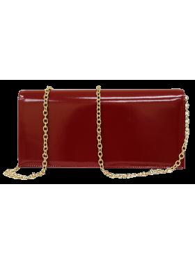 Клатч портмоне женский красного цвета № 2 Person