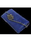 Кошелек клатч женский Мэри друид синий СК-1Kniksen