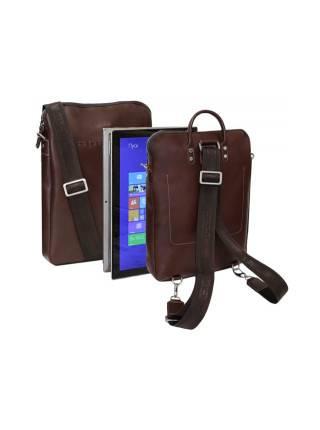 Рюкзак трансформер 9713 коричневый Apache