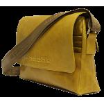 Мужские сумки через плечо кожаные