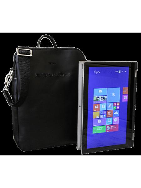 Городской модный рюкзак 9713 черный Apache