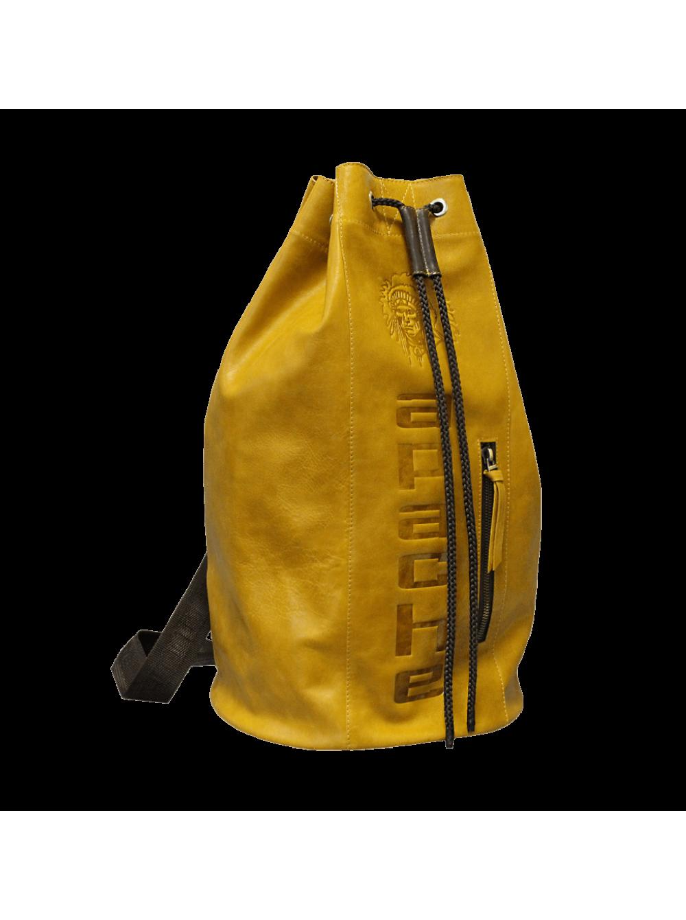 ad1e32d90dd6 Сумка мешок через плечо C-9213-A табачно-желтый Apache, купить в СПб ...