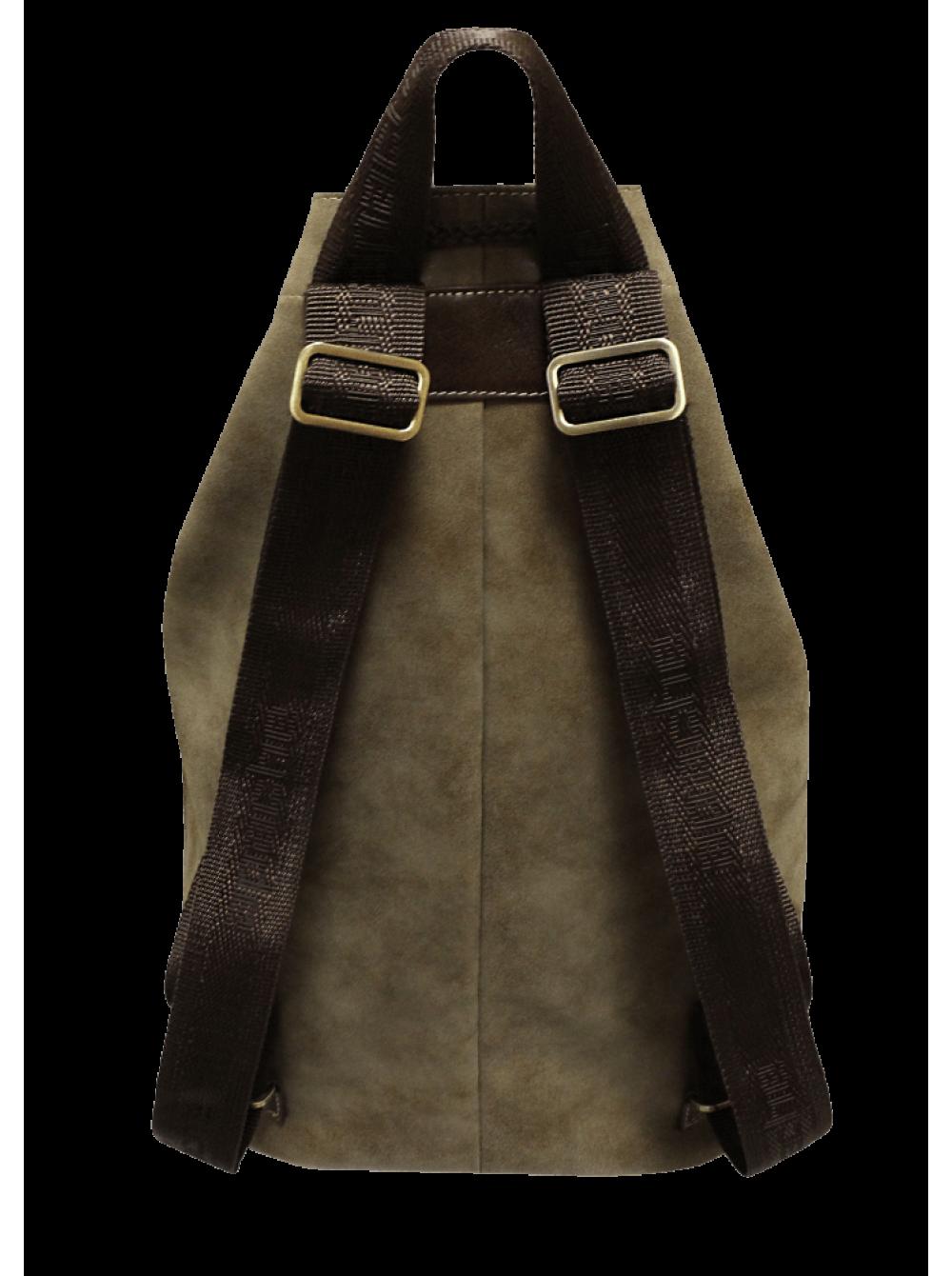 37cf68fdaefb Сумка мешок рюкзак мужская С-9614-А коричневая Apache, купить СПб Москва